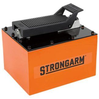 Strongarm 033127 10,000 PSI Air Hydraulic Foot Pump