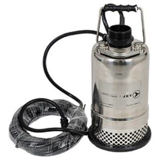 Jet 290771 1/2 HP Submersible Pump