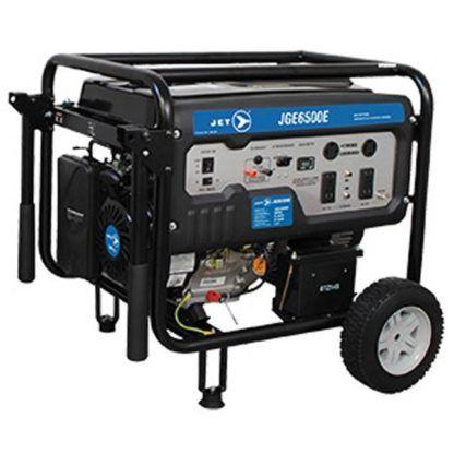 Jet 291103 6,500 Watt Generator