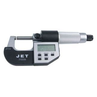 "Jet 310206 0 - 1"" Digital Outside Micrometer"