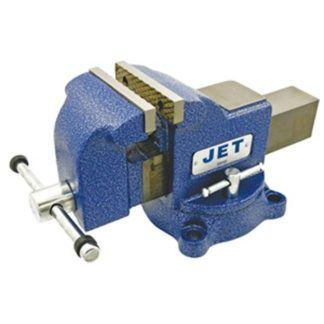 "Jet 320151 4"" Swivel Base Vise – Heavy Duty"