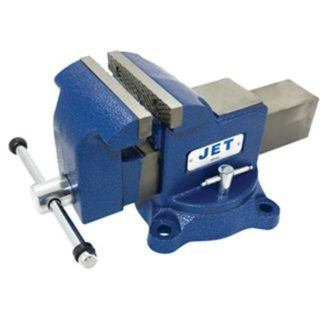 "Jet 320154 8"" Swivel Base Vise – Heavy Duty"