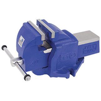 "Jet 320315 8"" SG Iron Bench Vise - Super Heavy Duty"