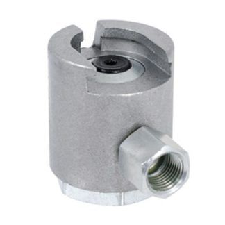 "Jet 350217 Button Head Grease Coupler for 5/8"" Fittings"