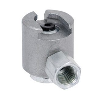 "Jet 350218 Button Head Grease Coupler for 7/8"" Fittings"
