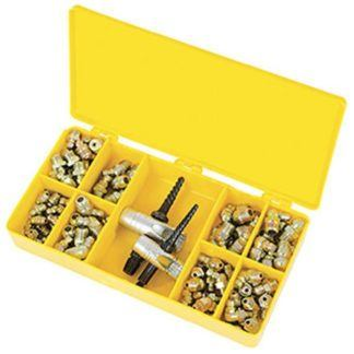 Jet 350263 101 PC SAE Grease Fitting and Tool Set