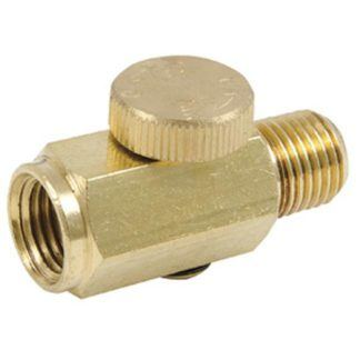 "Jet 408811 1/4"" NPT Brass Air Regulator"