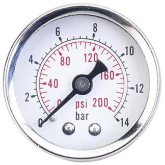 Jet 408814 Pressure Gauge