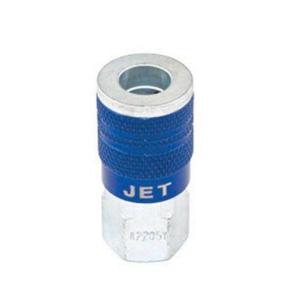 """Jet 420051 'I/M' Coupler Female - 1/4"""" Body x 1/4"""" NPT"""