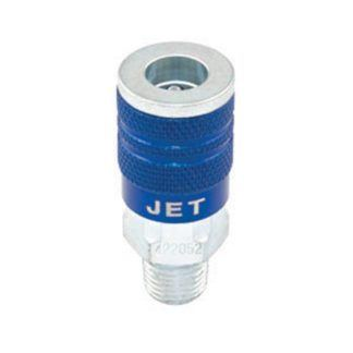"Jet 420052 'I/M' Coupler Male - 1/4"" Body x 1/4"" NPT"