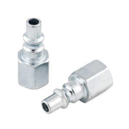 "Jet 420602 'A' Plug Female - 1/4"" Body x 1/4"" NPT"