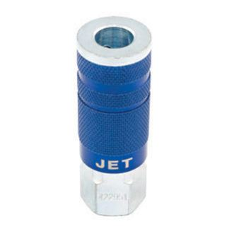 "Jet 420951 'L' Coupler Female - 1/4"" Body x 1/4"" NPT"