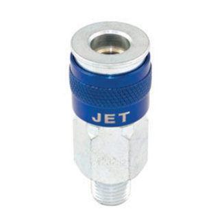 "Jet 421252 'U' Universal Coupler Male - 1/4"" Body x 1/4"" NPT"