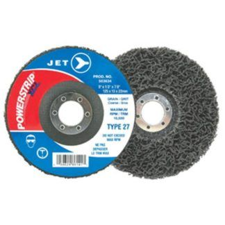 Jet 503634 5 x 1/2 x 7/8 T27 Surface Preparation Wheel