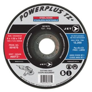 Jet POWER-XTREME T27 Cut-Off Wheel