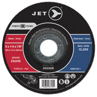 Jet POWER-XTREME T27 Grinding Wheel