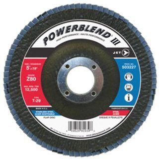 Jet POWERBLEND T29 Zirconia Flap Discs