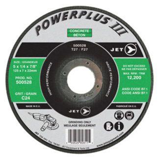 Jet POWERPLUS CON Grinding Wheel