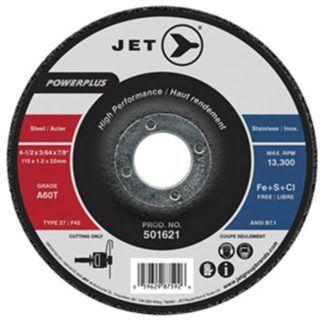 Jet POWERPLUS T27 Cut-Off Wheel
