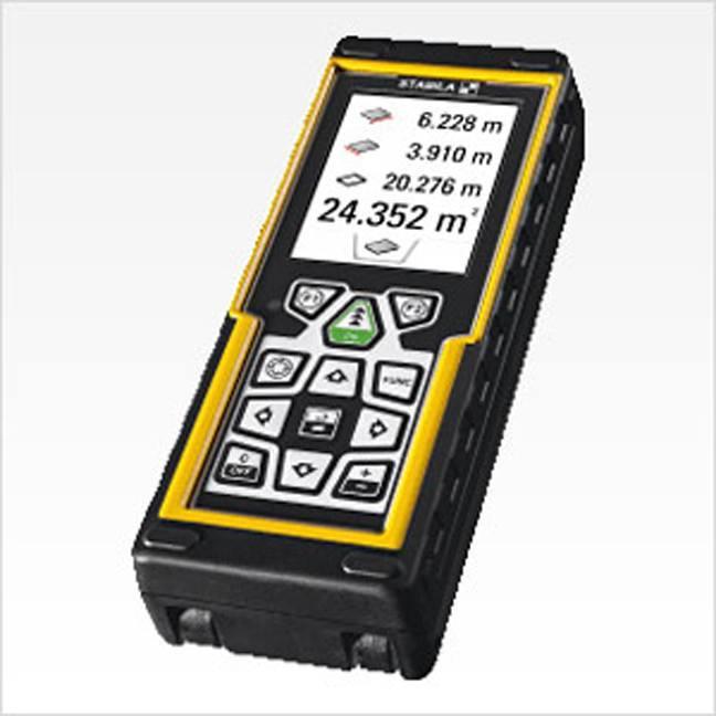 Stabila 06520 Full Feature Laser Distance Measure
