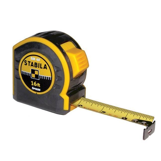 Stabila 30316 16' Tape Measure