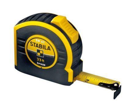 Stabila 30333 33' Tape Measure