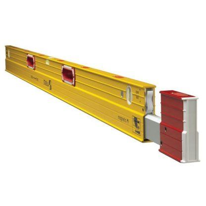 Stabila 34712 7' - 12' Type 106TM Magnetic Plate Level
