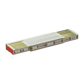 Stabila 80010 Modular 1/16ths Scale Folding Ruler