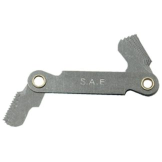 Jet 530965 SAE Thread Pitch Gauge