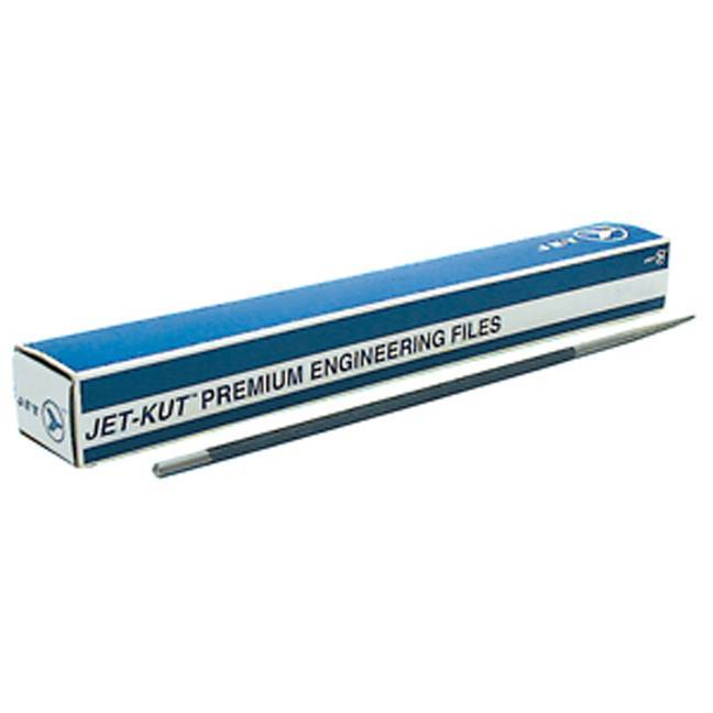 """Jet 531206 8"""" x 3/16 Double Cut Round Chainsaw File"""