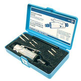 Jet 533912 7 PC Grinder & Bur Kit In Plastic Box