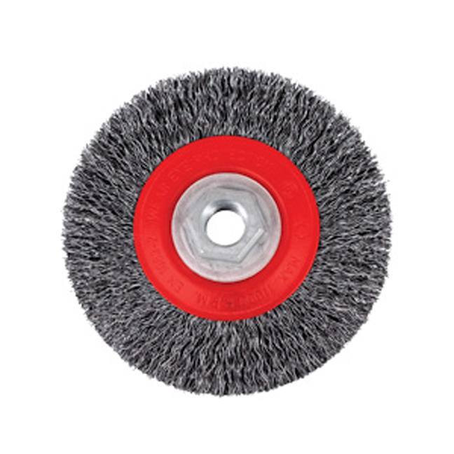 Jet 553015 4-1/2 x 5/8-11NC Crimped Wire Brush