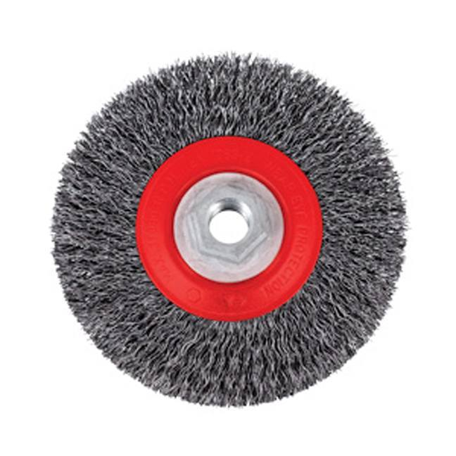 Jet 553025 5 x 5/8-11NC Crimped Wire Brush