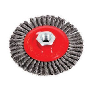 Jet 553436 4-1/2 x 1/4 x 5/8-11NC Stringer Bead Brush