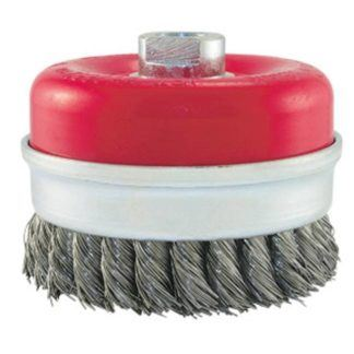 Jet 553655 5 x 5/8-11 NC Knot Banded Cup Brush