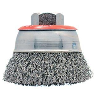 Jet 554102 3-1/4 x 14mm Crimped Cup Brush
