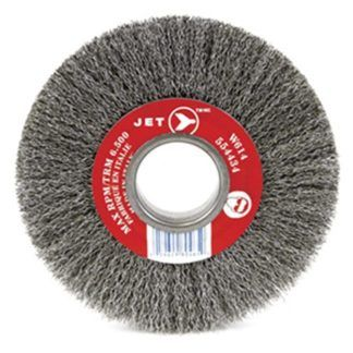 "Jet 554434 6"" Crimped Wire Wheel"