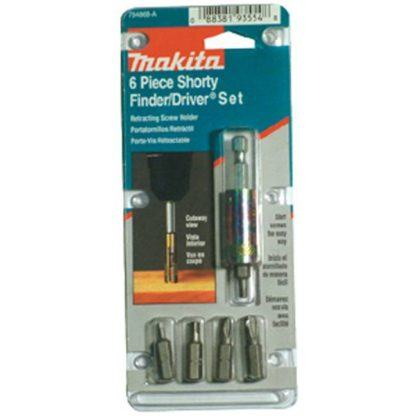 Makita 784868-A Shorty Finder-Driver Set