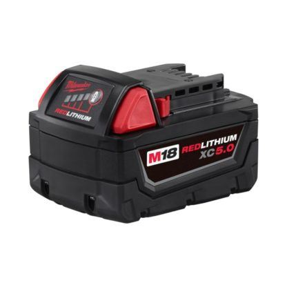 Milwaukee 48-11-1852 Extended Capacity Battery - 2pk Angle