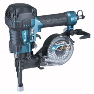 "Makita AN250HC 1"" High Pressure Coil Concrete Nailer"