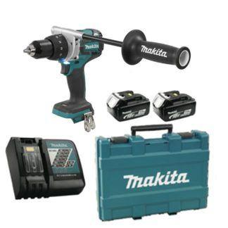 """Makita DDF481RTE 18V LXT 1/2"""" Drill Kit"""