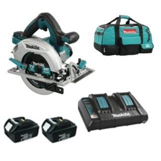 "Makita DHS711PF2 18Vx2 LXT 7-1/4"" Cordless Circular Saw Kit"