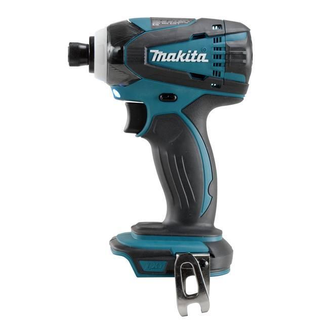 Makita Dtd134z 14 4v Impact Driver Bc Fasteners Amp Tools Ltd