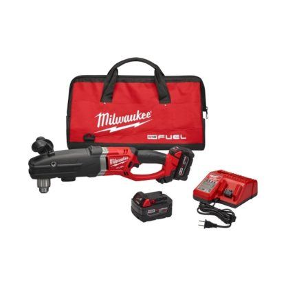 "Milwaukee 2709-22 M18 FUEL 1/2"" Right Angle Drill Kit"