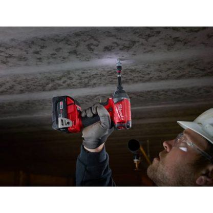Milwaukee 2753-20 M18 FUEL Hex Impact Driver In Use 1