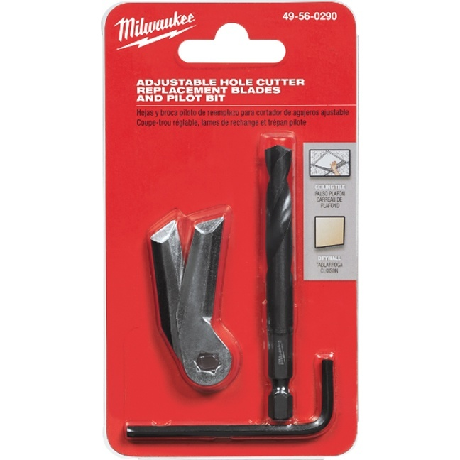 Milwaukee 49-56-0290 Hole Cutter Replacement Blade Kit