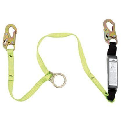 Peakworks SA-3405-6 Shock Absorber SP Snap Hooks & Tie-Back 6'