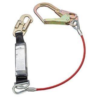 Peakworks SA-4502-4 Shock Absorber SP Cable Snap & Form Hook 4'