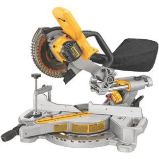 "DeWalt DCS361 7-1/4"" 20V Max Sliding Compound Miter Saw"