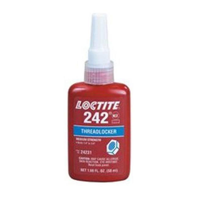 Loctite 24231 242 Blue Threadlocker